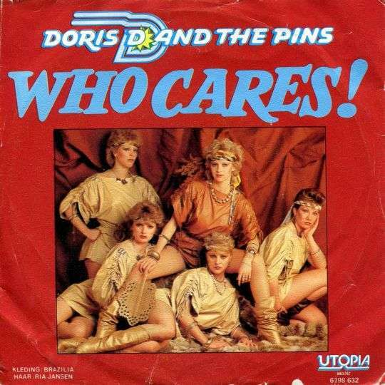 Coverafbeelding Who Cares! - Doris D And The Pins