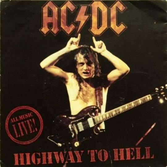 Coverafbeelding Highway To Hell - All Music Live! - Ac/dc