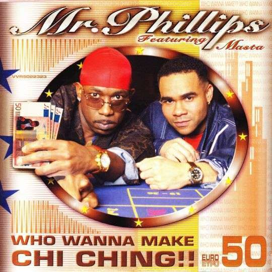 Coverafbeelding Who Wanna Make - Mr. Phillips Featuring Masta