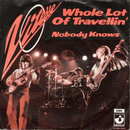 Coverafbeelding Whole Lot Of Travellin' - Vitesse