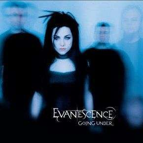 Coverafbeelding Going Under - Evanescence