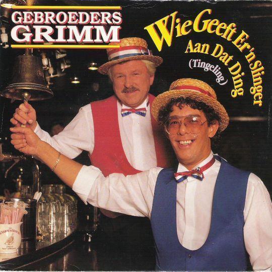 Coverafbeelding Wie Geeft Er 'n Slinger Aan Dat Ding (Tingeling) - Gebroeders Grimm