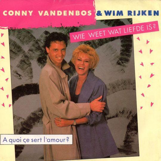 Coverafbeelding Wie Weet Wat Liefde Is? - Conny Vandenbos & Wim Rijken