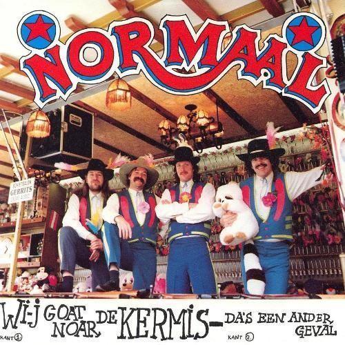 Coverafbeelding Wi-j Goat Noar De Kermis - Normaal