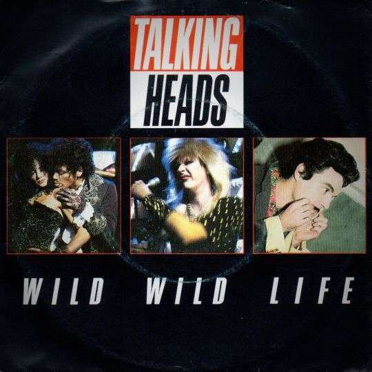 Coverafbeelding Wild Wild Life - Talking Heads