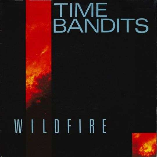 Coverafbeelding Wildfire - Time Bandits