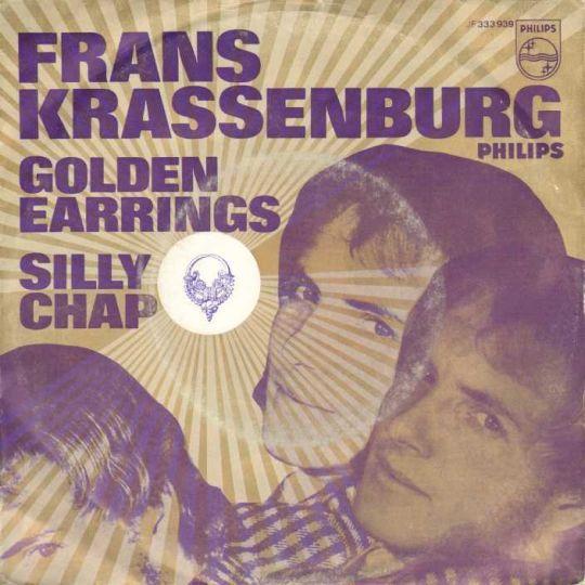 Coverafbeelding Golden Earrings - Frans Krassenburg