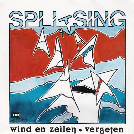 Coverafbeelding Wind En Zeilen - Splitsing