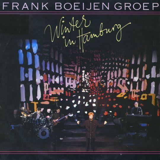 Coverafbeelding Winter In Hamburg - Frank Boeijen Groep