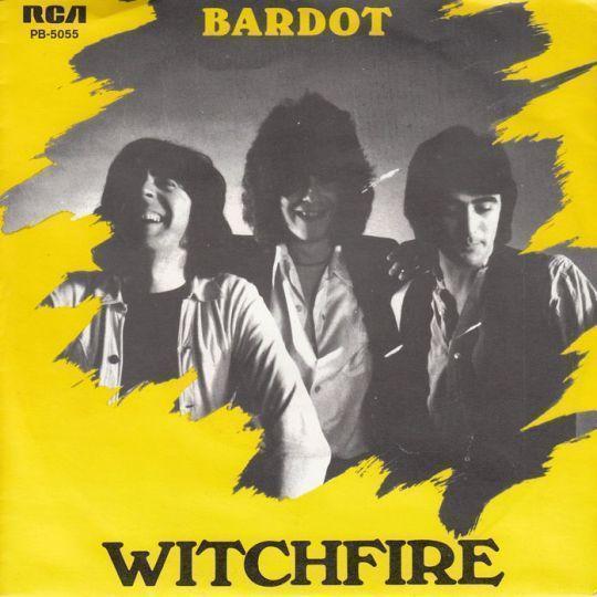 Coverafbeelding Bardot - Witchfire