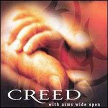 Coverafbeelding With Arms Wide Open - Creed