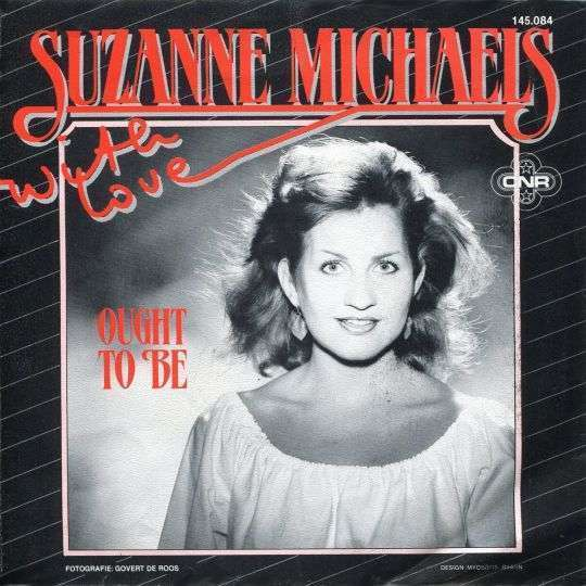 Coverafbeelding With Love - Suzanne Michaels