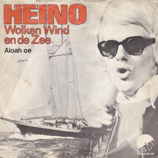 Coverafbeelding Wolken Wind En De Zee - Heino