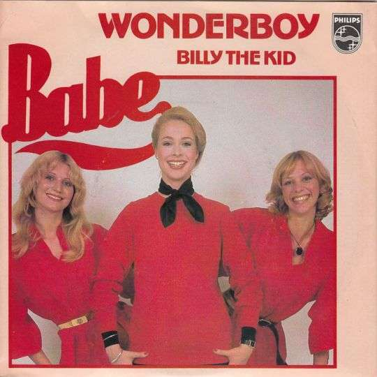 Coverafbeelding Wonderboy - Babe
