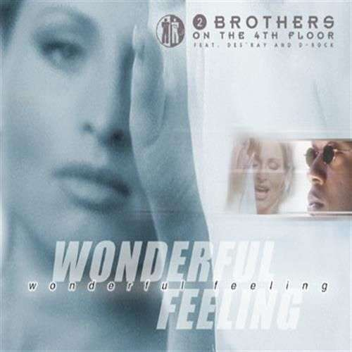 Coverafbeelding Wonderful Feeling - 2 Brothers On The 4Th Floor Feat. Des'ray And D-Rock