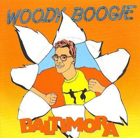 Coverafbeelding Woody Boogie - Baltimora