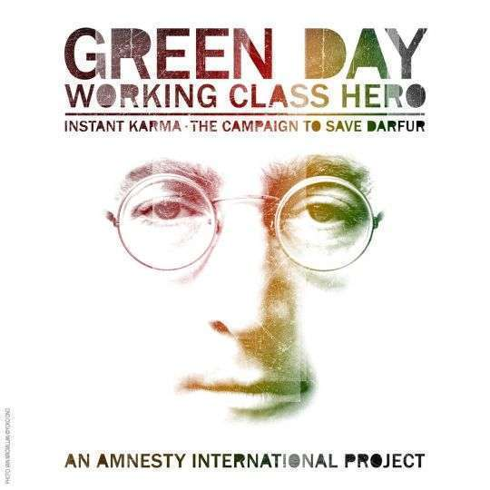 Coverafbeelding Working Class Hero - Green Day