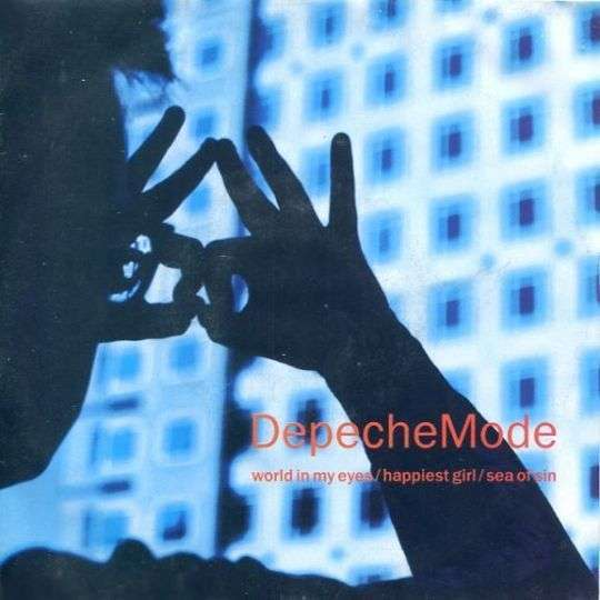 Coverafbeelding World In My Eyes - Depeche Mode