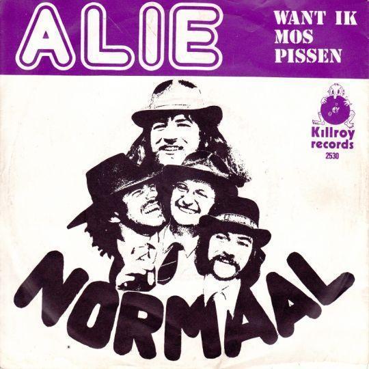 Coverafbeelding Alie - Normaal