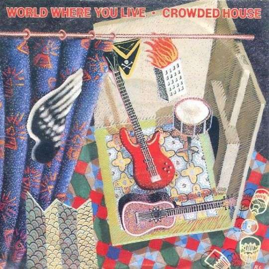 Coverafbeelding World Where You Live - Crowded House