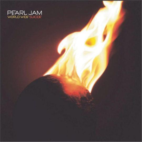Coverafbeelding Pearl Jam - World Wide Suicide