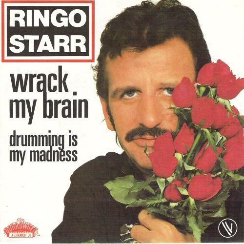 Coverafbeelding Wrack My Brain - Ringo Starr