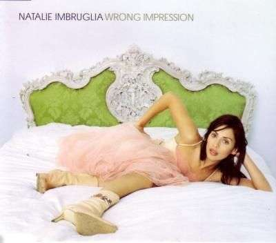 Coverafbeelding Wrong Impression - Natalie Imbruglia