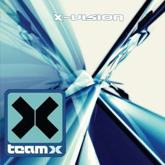 Coverafbeelding Team X - X-Vision