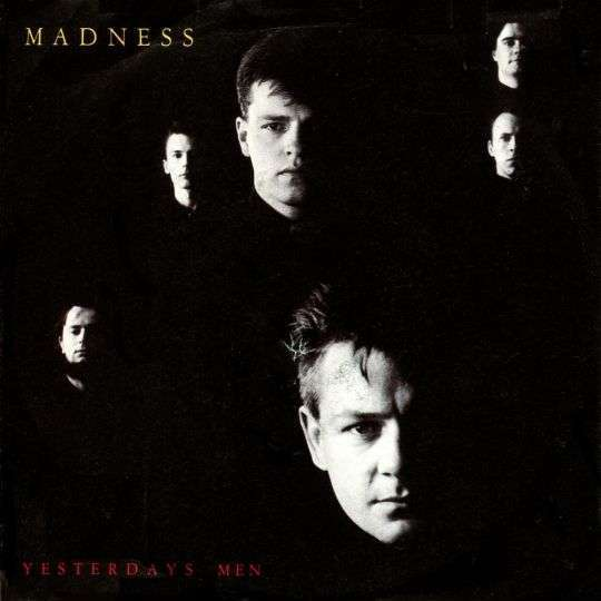 Coverafbeelding Yesterdays Men - Madness