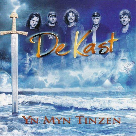 Coverafbeelding Yn Myn Tinzen - De Kast