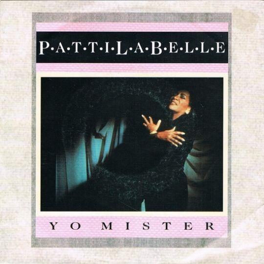 Coverafbeelding Patti LaBelle - Yo Mister