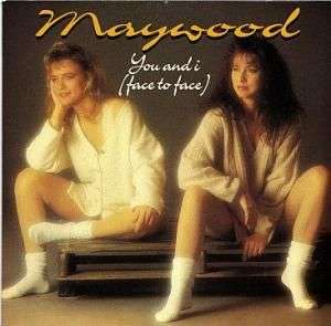 Coverafbeelding You And I (Face To Face) - Maywood