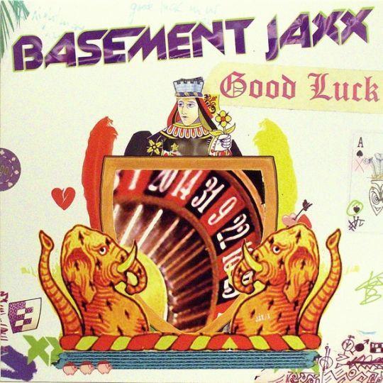 Coverafbeelding Good Luck - Basement Jaxx