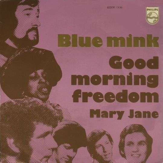 Coverafbeelding Good Morning Freedom - Blue Mink