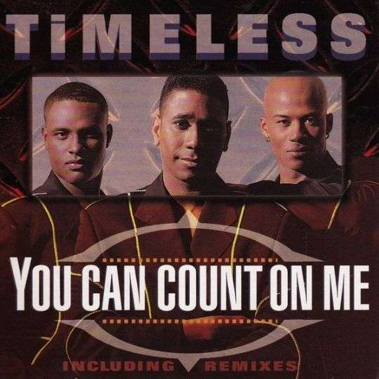 Coverafbeelding You Can Count On Me - Timeless