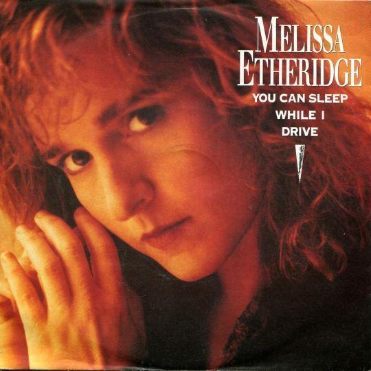 Coverafbeelding You Can Sleep While I Drive - Melissa Etheridge