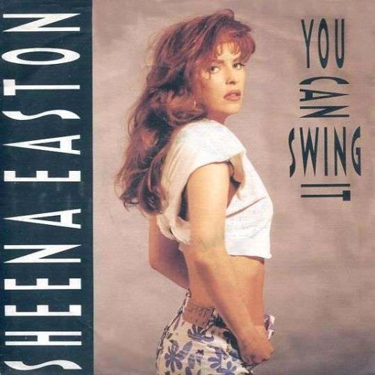 Coverafbeelding You Can Swing It - Sheena Easton