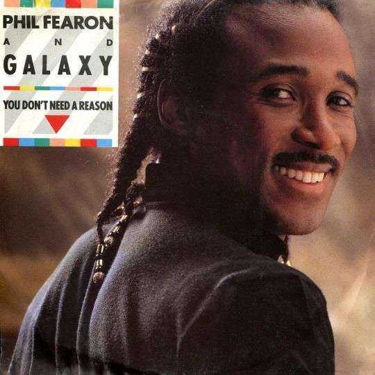 Coverafbeelding You Don't Need A Reason - Phil Fearon And Galaxy