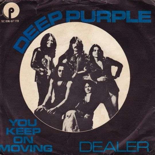 Coverafbeelding Deep Purple - You Keep On Moving