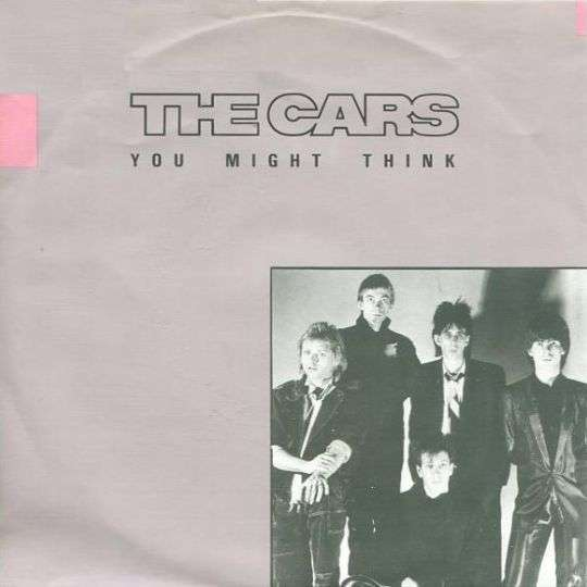 Coverafbeelding You Might Think - The Cars