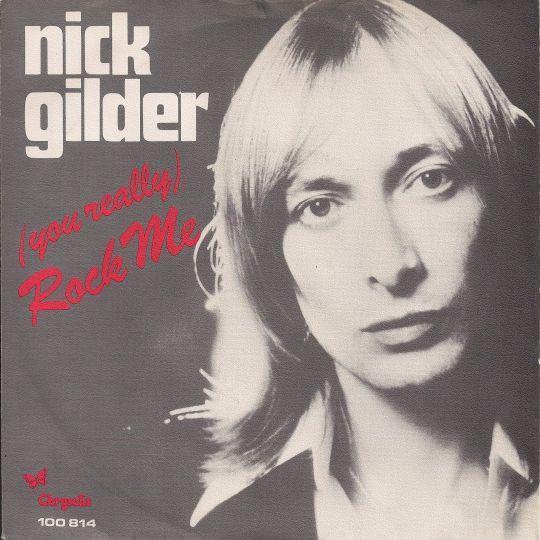 Coverafbeelding (You Really) Rock Me - Nick Gilder