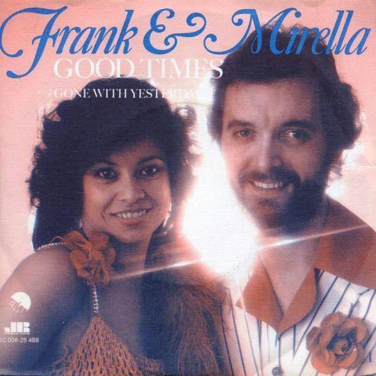 Coverafbeelding Good Times - Frank & Mirella
