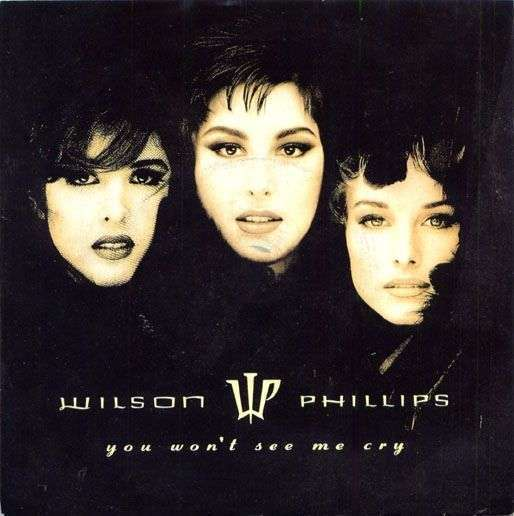 Coverafbeelding You Won't See Me Cry - Wilson Phillips