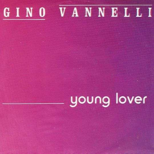 Coverafbeelding Young Lover - Gino Vannelli