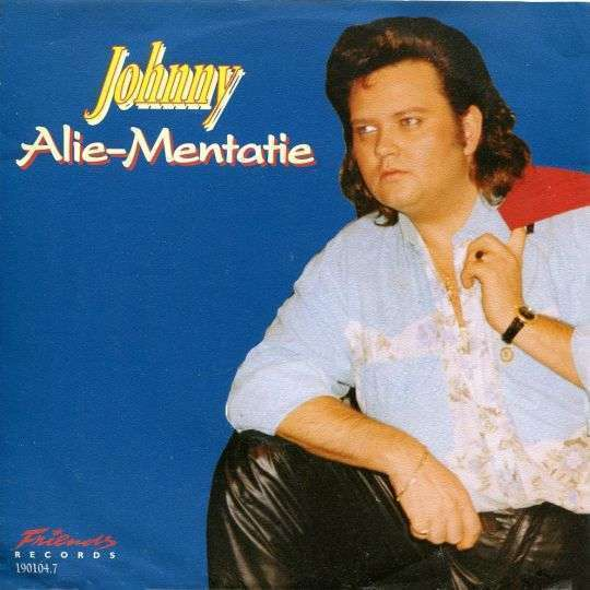 Coverafbeelding Alie-mentatie - Johnny ((1992))