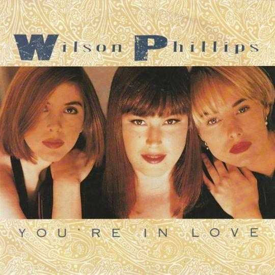 Coverafbeelding You're In Love - Wilson Phillips