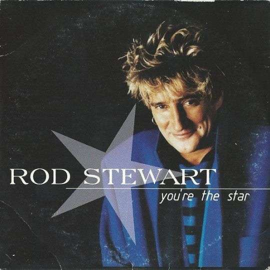 Coverafbeelding Rod Stewart - You're The Star