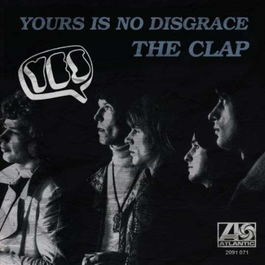 Coverafbeelding Yours Is No Disgrace - Yes