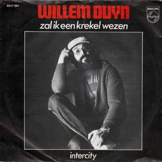 Coverafbeelding Zal Ik Een Krekel Wezen - Willem Duyn