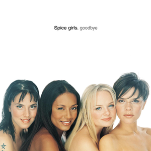 Coverafbeelding Goodbye - Spice Girls